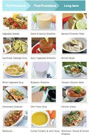 bariatric surgery t recipes