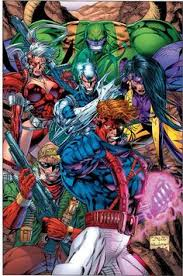 jim lee milestone teaming up with other extraordinary former marvel artists to elish image ics jim lee introduces wildc