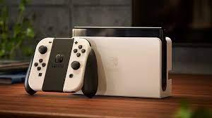 Nintendo Switch (OLED model) announced ...