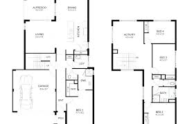 modern mansion floor plans two story house floor plans two floor house plans modern house plans