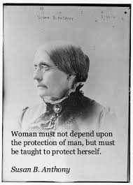 Susan B Anthony Quotes Awesome Susan B Anthony Quotes In Honor Of The Civil Rights Leader's