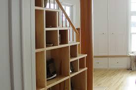 Under stairs closet organization Storage Shelves Houselogic Creating Storage Underneath Your Stairs Home Storage