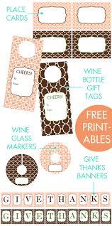 Free Printable Thanksgiving Place Cards To Color L L L L L