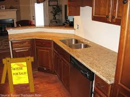 granite adds a lot to the re value of a home