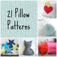 Pillow Patterns Best 48 Free Pillow Patterns
