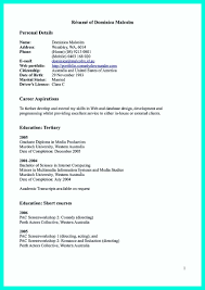 Computer Science Resume Courses Computer Science Resume Projects