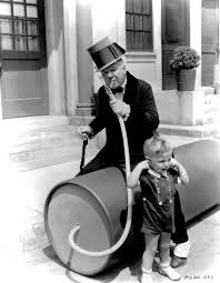 W.C. Fields and Baby LeRoy | Classic movies, Famous faces, Classic hollywood