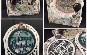 Spellbinders Elegant Birthday Cards Clipper Street Scrapbook Company