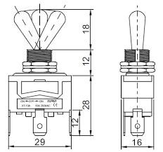 15a toggle switch 15a wiring diagram, schematic diagram and Spst Toggle Switch Wiring Diagram spst toggle switch 2 way toggle 2018132979 spdt toggle switch wiring diagram
