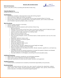 Nurse Objective Resume Essay Example Career Student For Description