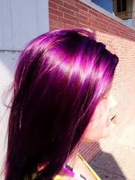 Plum Hair Loe This Colour