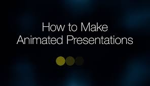 Animated Ppt Presentation How To Create An Animated Presentation Visual Learning Center By Visme