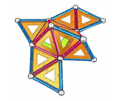 <b>Конструктор Geomag</b> магнитный <b>Glitter 68</b> деталей - Акушерство ...