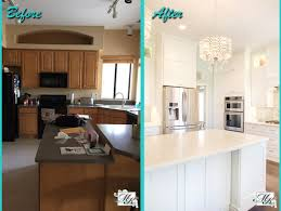 Kitchen Remodel Before And After Kitchen Remodeling Mesa Az Mk Remodeling Design