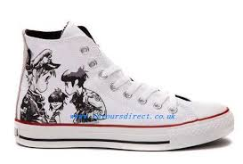 converse shoes high tops white. shop converse shoes y7566 x gorillaz chuck taylor white all star high tops