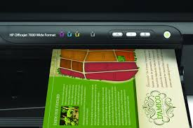 Small Picture HP Officejet 7000 Wide Format Printer Amazonin Electronics
