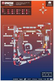 Citi Field Seating Chart 2019 Spartan Citifield Map Spartanrace