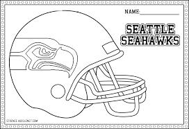 seattle seahawks helmet