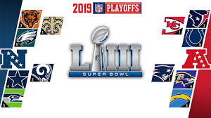 Nfl Playoff Bracket 2018 Chart 2019 Nfl Playoff Predictions Full Playoff Bracket Superbowl 53 Winner Prediction