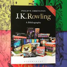 A New Updated Edition Of Jk Rowlings Bibliography From Bloomsbury