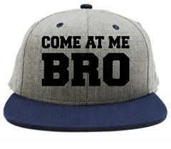 COOL STORY BRO. TELL IT AGAIN - Custom Heat Pressed Flat Bill Fitted Hats  123-969 - 123-9692043 - CustomPlanet.com