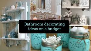 Astonishing Diy Bathroom Decorating Ideas On A Budget Home Decor