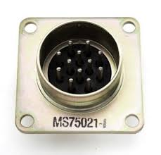 12 male pin flange mount trailer receptacle m715 kaiser jeep 4x4 12 male pin flange mount trailer receptacle m715 kaiser jeep 4x4 models