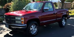 47K Miles From New: 1990 Chevy 1500 Pickup