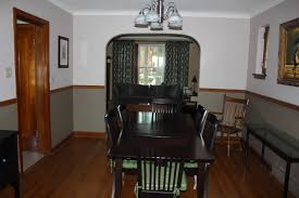 i want to make a lot of changes in the dining room starting with the paint colors that muddy olive green does nothing for the trim except make it look