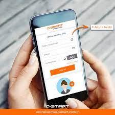 D-Smart - D-Smart Online İşlemler ile hızlı işlem yapmanın...