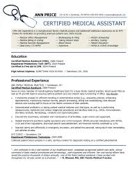 Administrative Assistant Objective Statement Resume Examples Best of Resume Sample For Medical Assistant Objectives New Medical Assistant