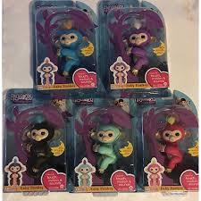 Wow Wee Fingerlings Monkey - Mia - Purple from $208.95 - Nextag