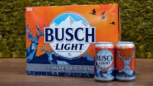 Busch Light Limited Edition Cans Busch Light