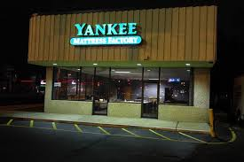 boston road right next to the olive garden in the marshall s plaza parking is available directly in front of the every yankee mattress model is