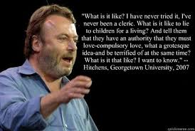 Christopher Hitchens memes | quickmeme via Relatably.com