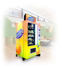 Fruit Vending Machine For Sale Inspiration Buy A Vending Machine Franchise