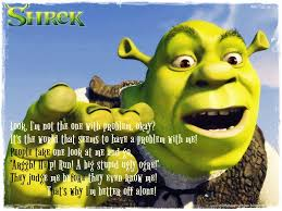 Shrek Quotes Cool Quote To Remember SHREK [48]