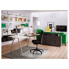 ikea desk office. ikea thyge desk the melamine surface is durable stain resistant and easy to keep clean ikea office o
