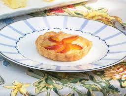 Apricot-<b>Frangipane</b> Tartlets - TeaTime Magazine