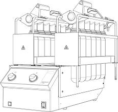 K-425 / K-436 SpeedDigester Operation Manual
