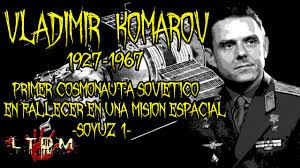 「Colonel Vladimir Komarov funeral」の画像検索結果