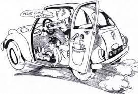 Om kørekort til 17-årige – Claus' Køreskole