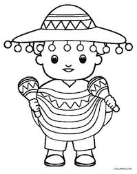Bring on the festivities for your kids this holiday season with these free and unique cinco de mayo coloring pages. 20 Free Printable Cinco De Mayo Coloring Pages Everfreecoloring Com