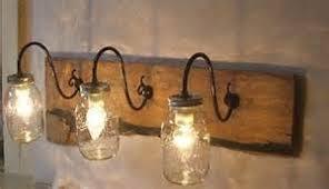 primitive bathroom lighting. sconce vanity reclaimed oak wood rustic primitive bathroom lighting t