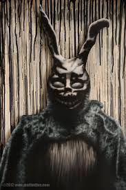 frank the rabbit from the movie ldquo donnie darko rdquo  frank the rabbit donnie darko