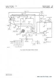 67 Mustang Wiring Diagram electrical wiring john deere skid steer loader technical manual tm wiring diag john deere 240 steer
