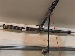 your garage door spring is not a diy