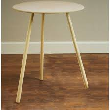 image of 30 inch round decorator table
