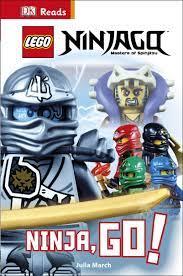 LEGO® Ninjago Ninja, Go! - Penguin Books Australia