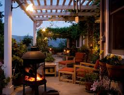 patio cover lighting ideas. wonderful patio from a little further away we can see the second pergola of this patio to patio cover lighting ideas